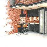 Zoom sur la cuisine