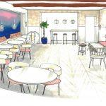 Salle du café restaurant V2