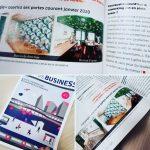 Parution dans le Rennes Business Mag  - Janvier 2020
